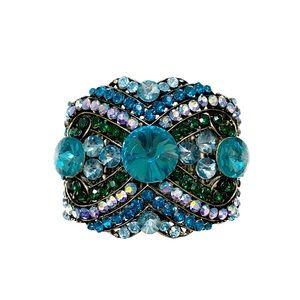 New Embellished Cuff Bracelet